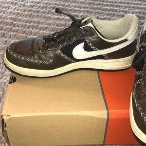 685c08994ecc Nike Shoes - Used Nike Air Force 1 Premium UT New York Cubans